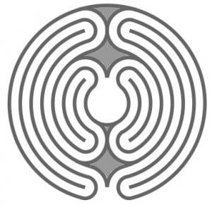 Jij-en-Ik labyrint