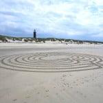 Jij-en-Ik labyrint patroon, Ouddorp 2012