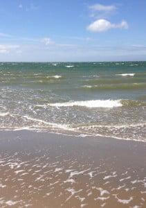 Zee bij Ouddorp