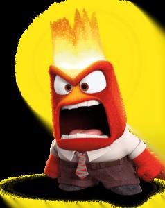Anger erupts