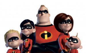 Mr-Incredible family